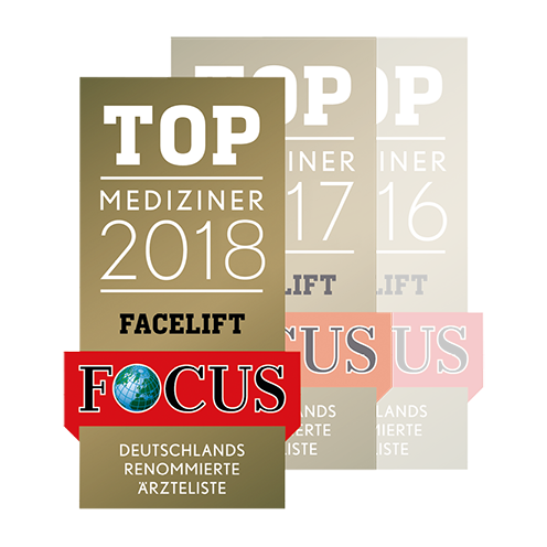 Top Mediziner 2018 - Facelift - FOCUS