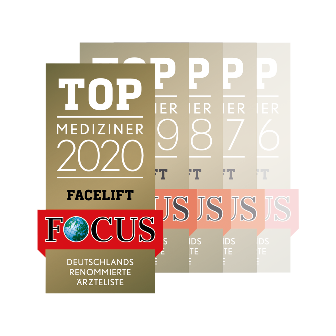 Top Mediziner 2020 - Facelift - FOCUS